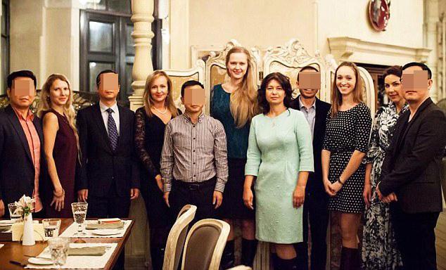 中国富商集体赴俄罗斯相亲 最小25岁