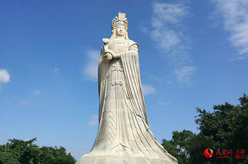 世界妈祖文化论坛在福建湄洲岛举行