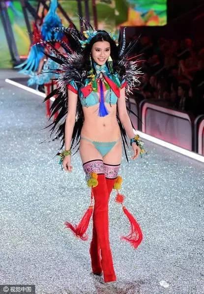 维密天使中国模特盘点 - 点击图片进入下一页