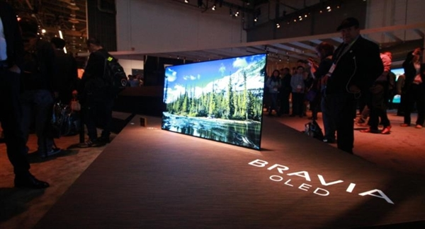 三星颤抖!最强OLED厂索尼回归:电视/手机画质爆发
