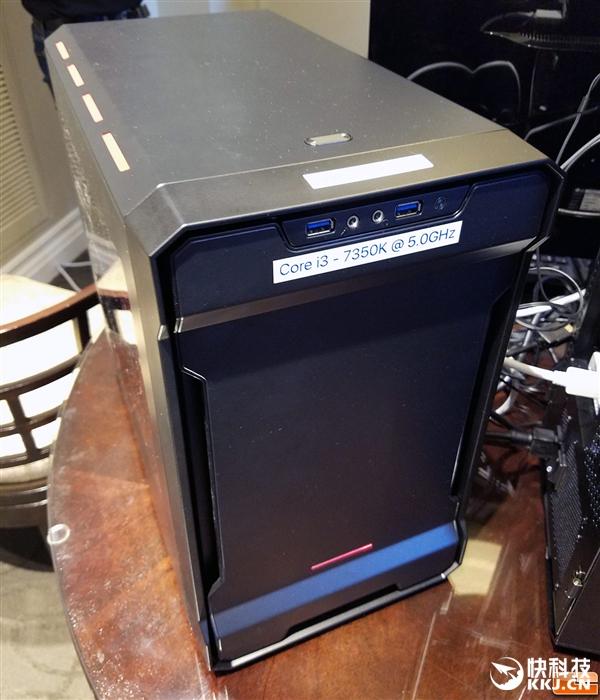 平民法拉利:i3-7350K风冷超频5GHz