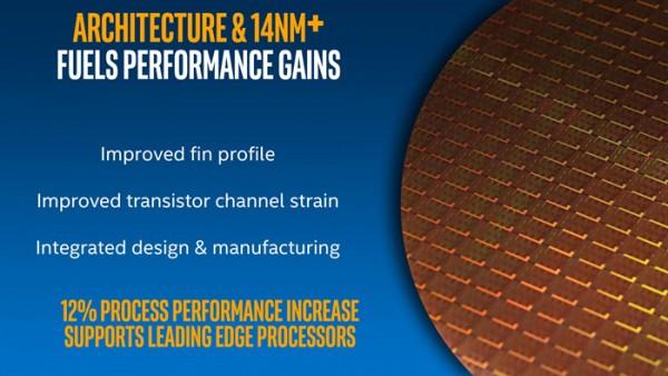 性能提升15%  Intel第八代Core被泄露