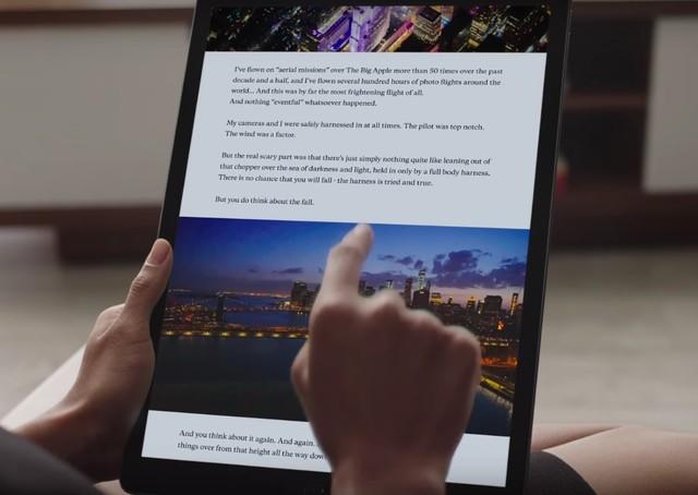 iPad销量暴跌2016年同比跌幅高达14.1%