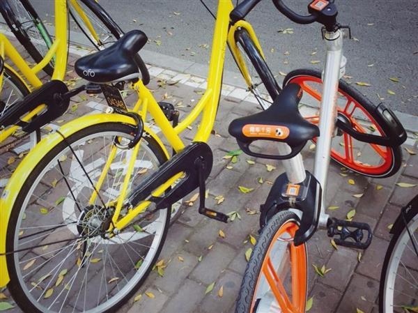 共享单车为啥这么火?原来都是因为这啊