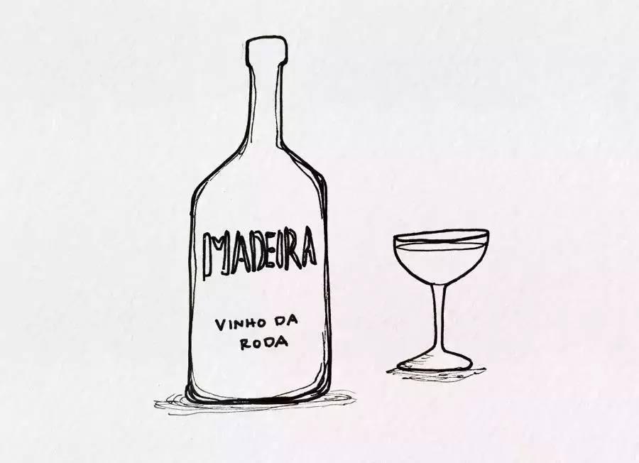 品鉴社区  用于存放波特酒的玻璃酒瓶在葡萄牙广受欢迎.图片