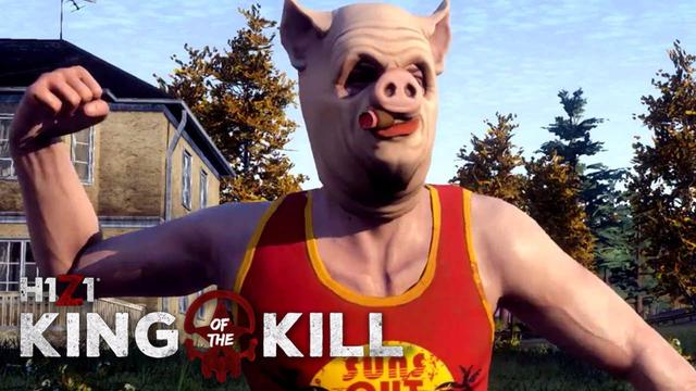 GitHyp:《H1Z1:杀戮之王》的玩家数量在过去的六个月中增加1000%