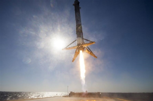 中国火箭回收技术曝光:比美国更科学