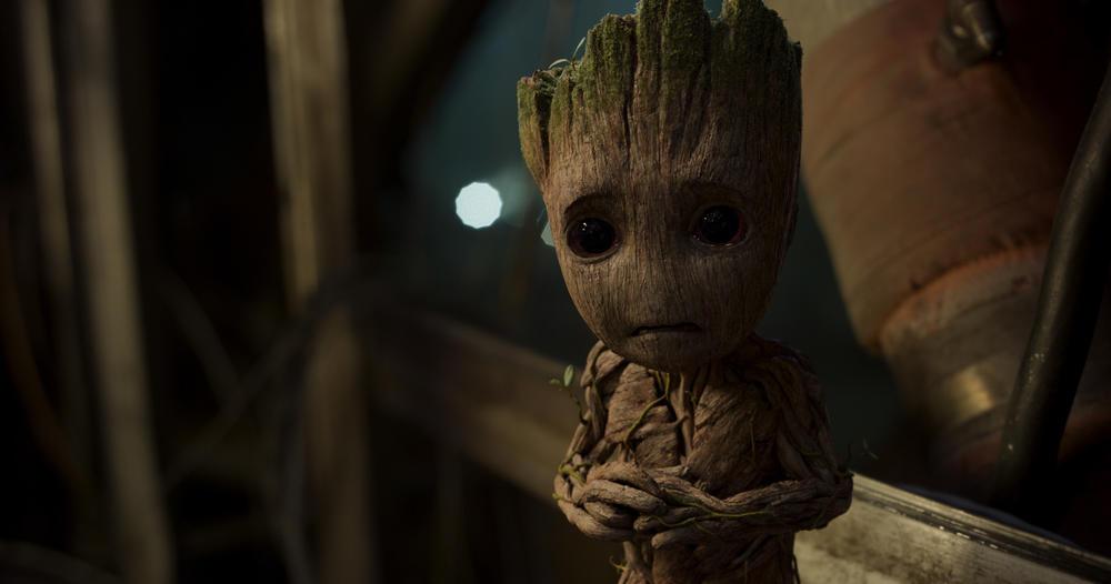 《银河护卫队2》小树照曝光1表情表情包辫子哼集合嗯人每张都是新剧图片