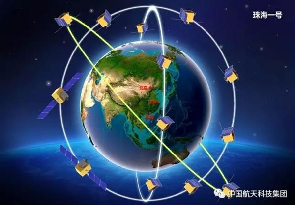 珠海一号卫星年内发射:视频录像覆盖全球城市