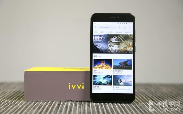 ivvi K5自带丰富裸眼3D资源