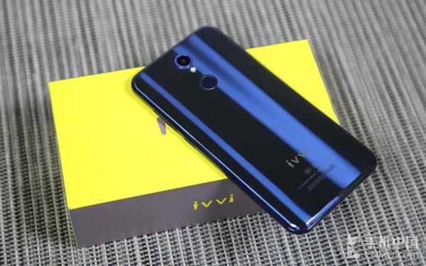 ivvi K5的镜面效果