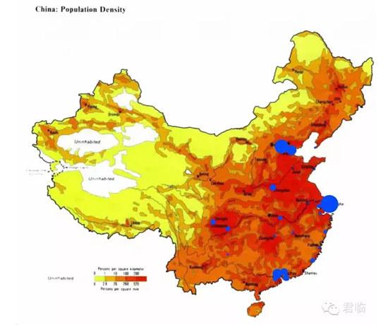 人口密度_上海人口密度图