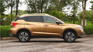 月销3万国产SUV颜高质佳 售12.38万