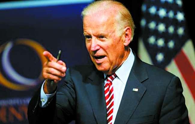 美国副总统拜登罕见表示:日本宪法是我们起草的