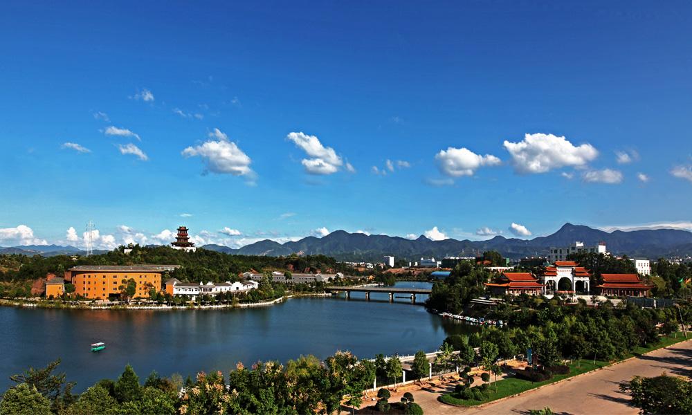赣州风景图片高清
