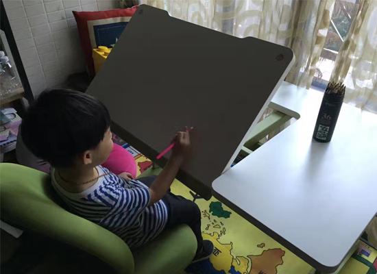 索菲亚多功能学习桌椅