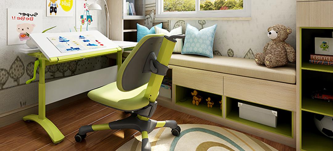 可调式多功能桌椅 3种学习模式伴孩子成长