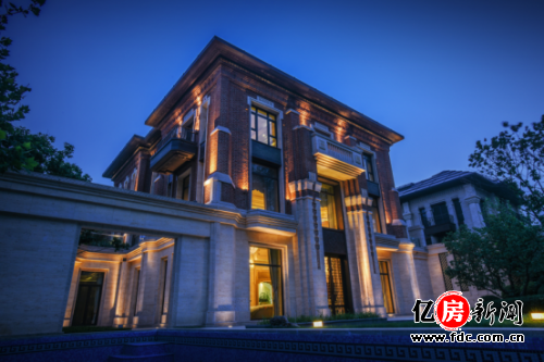 九章别墅如何打造新贵们中意的顶级豪宅?