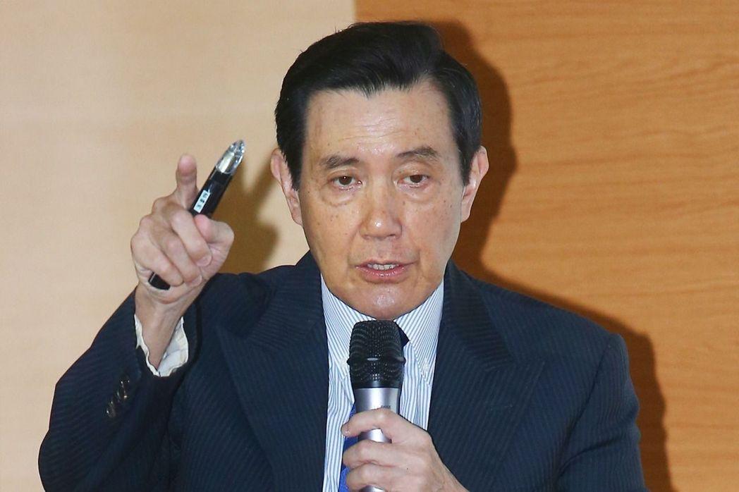 """马英九谈双北选举:若""""某些人""""愿出来赢面不小"""