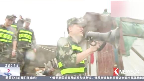 江苏启东:最大风力达11级 当地积极疏散安置居民