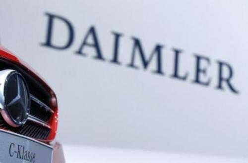 受美国经济制裁影响 戴姆勒停止伊朗市场业务