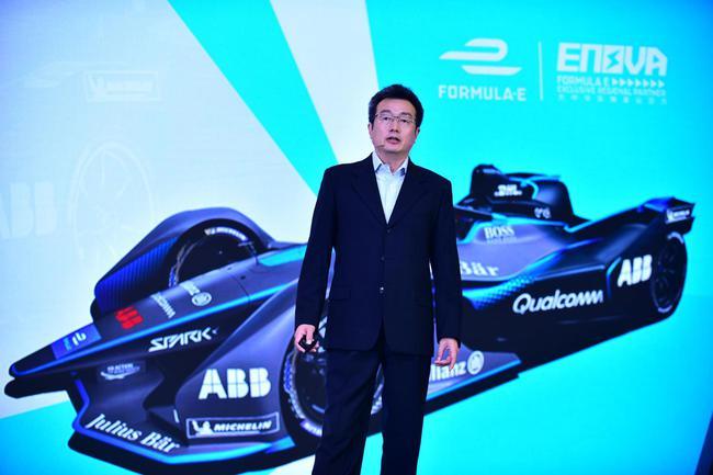 北京伊诺华电动方程式文化发展有限公司CEO李渤
