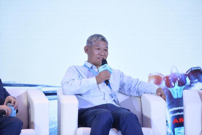 中国电动汽车百人会副秘书长王贺武