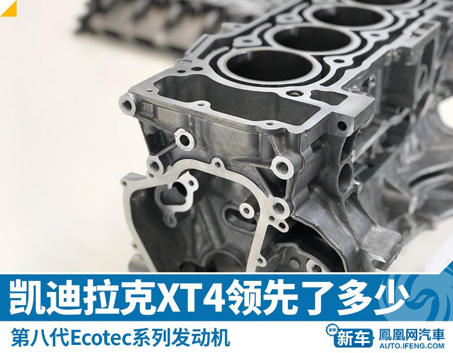 凯迪拉克XT4动力总成是怎样的亮点