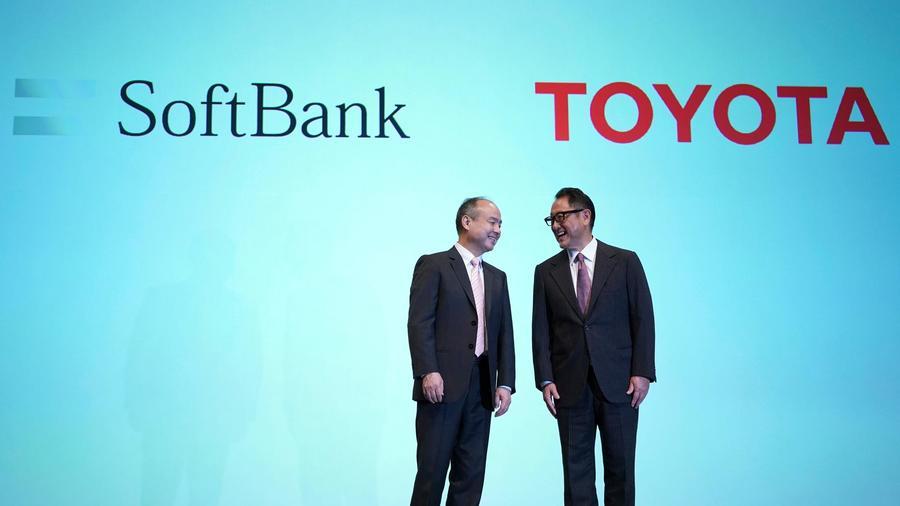 丰田和本田加强与科技巨头在自动驾驶方面的合作