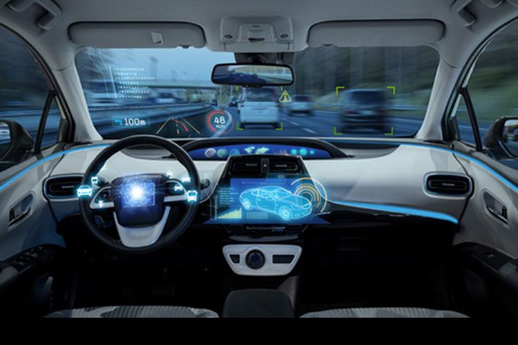 自动驾驶车辆研发竞争激烈 非制造企业群龙聚首