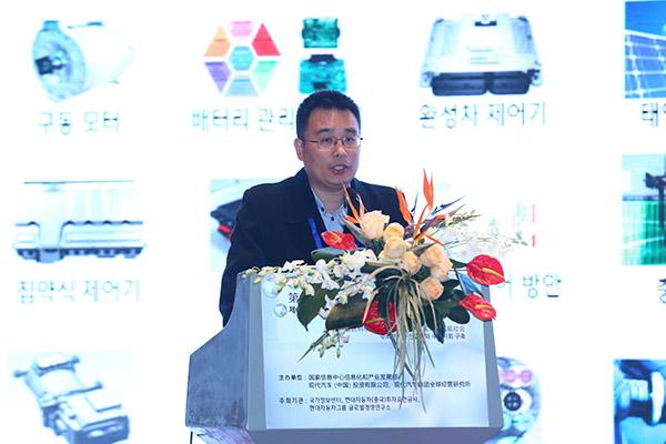 宇通李飞强:运营成本将决定燃料电池客车的推广