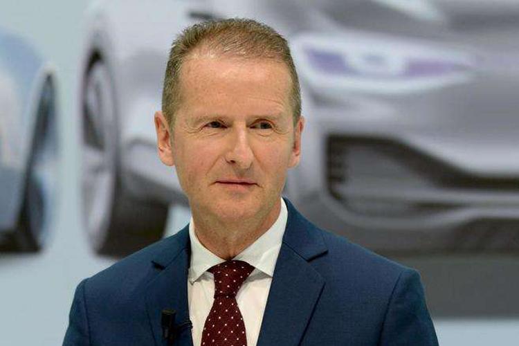 大众CEO:德国厂商未来领先地位可能不保
