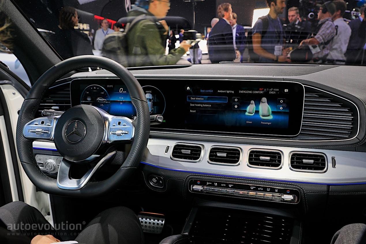 2019奔驰GLE入门级提供柴油版本 起售价52万元