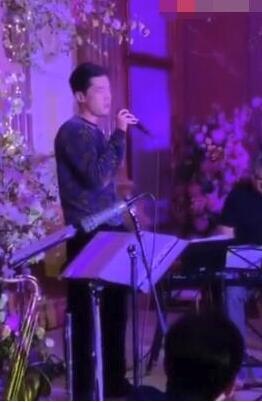 娱乐资讯_胡歌在唐嫣婚礼上献唱英文歌 嗓音浑厚苏炸了_娱乐频道_凤凰网