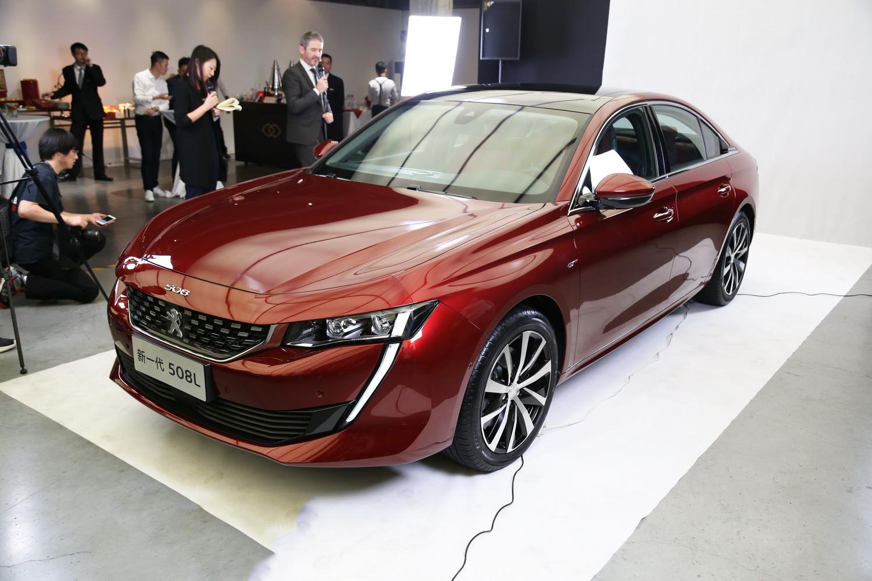 2018廣州車展:標致全新508L首發亮相