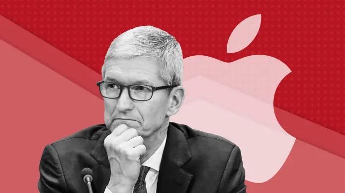 苹果CEO库克 科技行业的监管不可避免