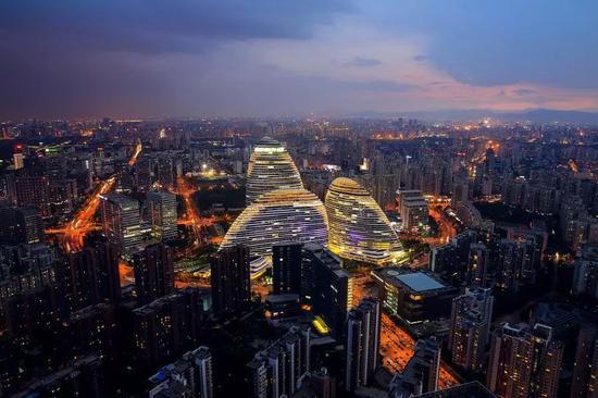 福布斯中国发布经营成本最高城市榜单 北京最贵
