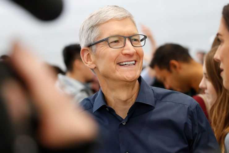 股价大跌、新品滞销后 苹果CEO库克首次接受媒体CNBC专访(全文)
