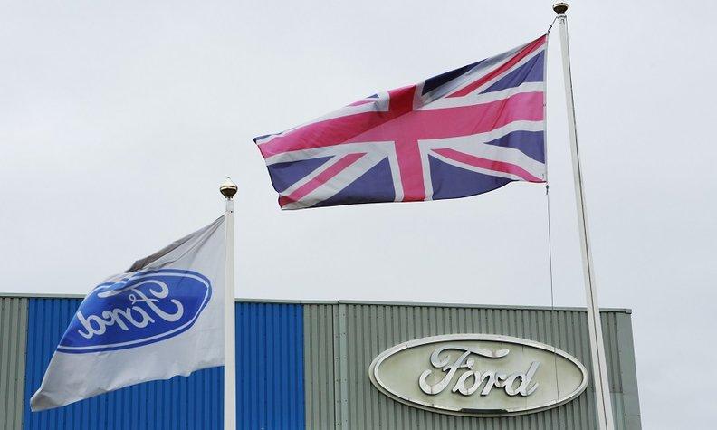 福特汽车:不达成协议的退欧将是灾难性的