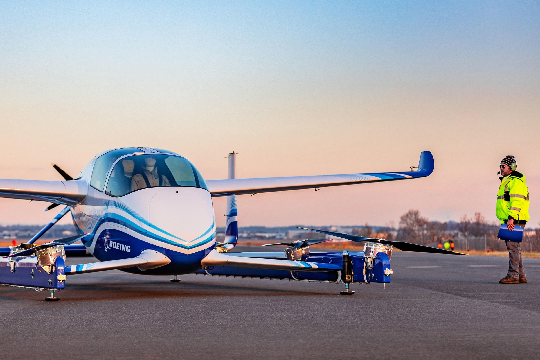 波音飞行出租车完成首次测试 采用无人驾驶技术