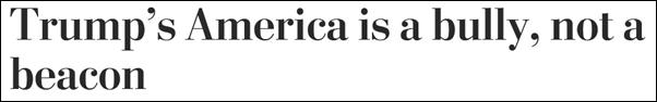 """美国这样""""参加""""达沃斯,又扯到中国 (组图)"""