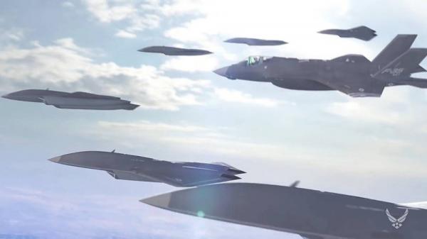 大国空军的未来:无人僚机成各大国六代机共识