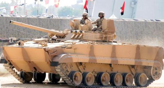 中国展示外贸重型战车 搭载世界最大功率空调