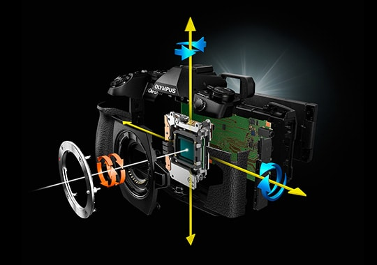 奥林巴斯发布了最新旗舰机型OM-D E-M1X单电相机及配件