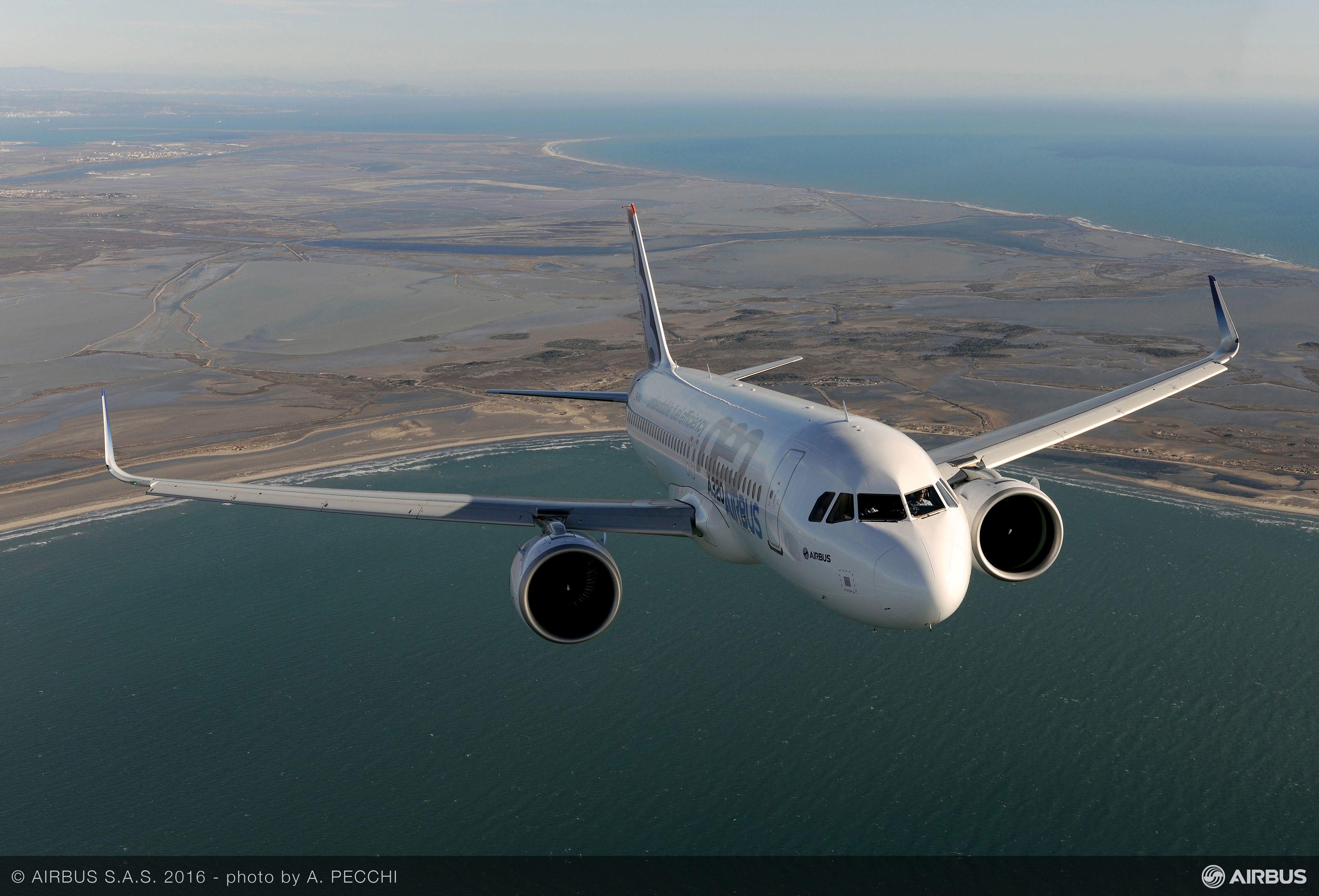 中国航空器材集团与空客签300架订单,价值300亿欧元