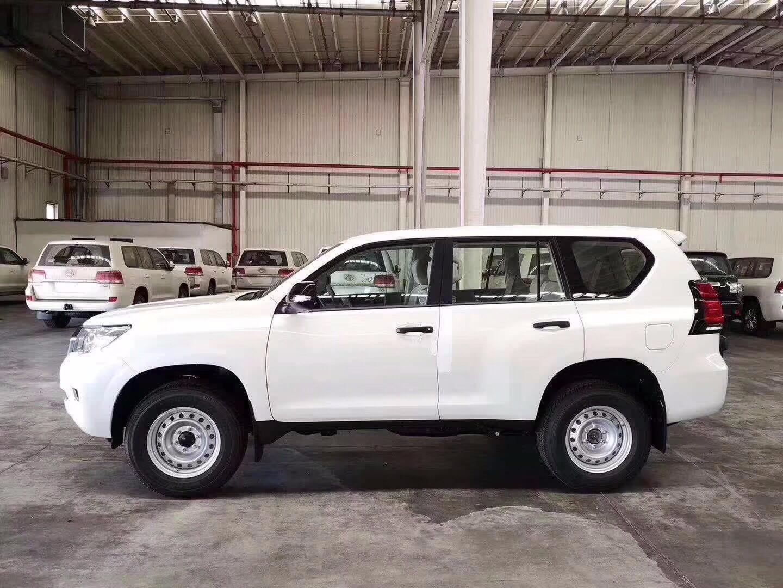 19款霸道2700中东版SUV堪称性价比王者 最保值的越野