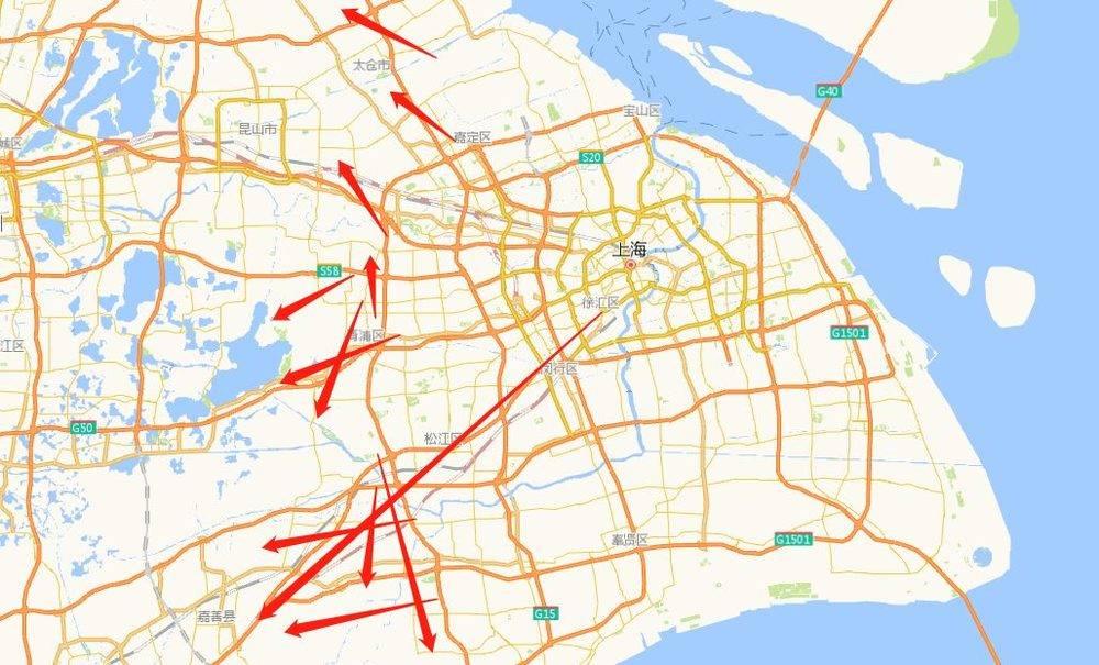 超级城市的新变局:北京喊穷,上海膨胀,广深拆墙