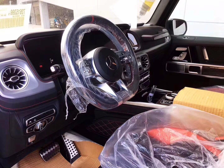 19款奔驰G63全球限量Edition1 PK中规先行特别版