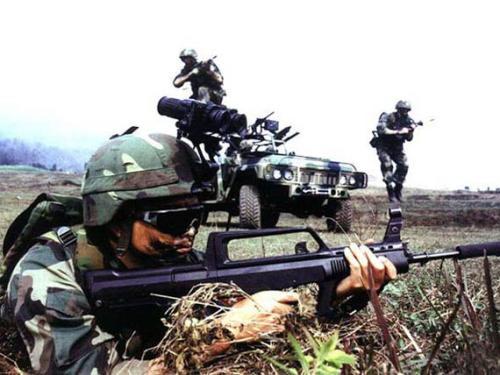 解放军模拟作战系统_美媒:解放军正探索将信息化战争变为智能化战争_手机凤凰网