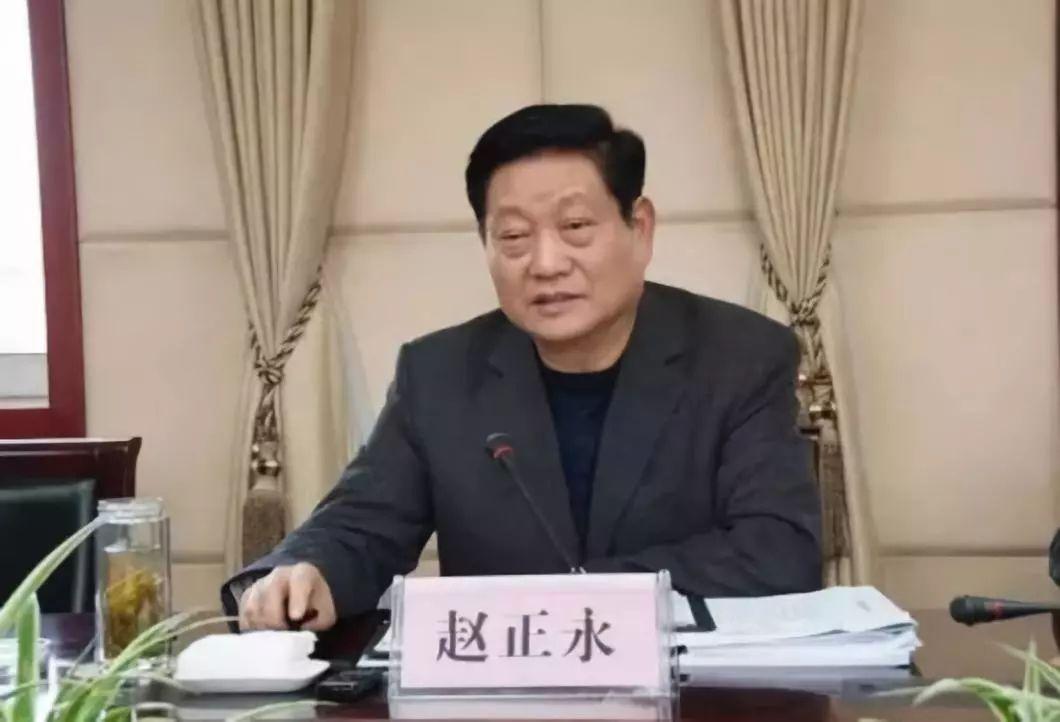"""剖析""""老虎""""赵正永外甥 陕西有个大动作"""